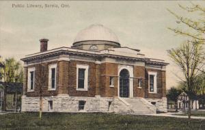 SARNIA , Ontario , Canada , 00-10s ; Public Library