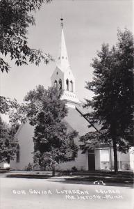 RP: Our Savior Lutheran Church, McINTOSH, Minnesota, 1930-1950s