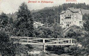 Germany Berneck im Fichtelgebirge Genesungsheim 03.23