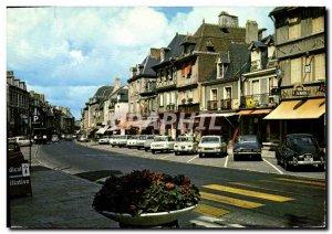 Postcard Modern Dol de Bretagne Great Stuart Street