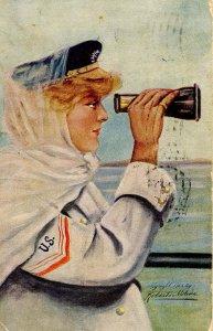 Sailor Girl - Artist: Roberto Melisio