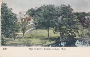 Minnesota Rochester Charles Chapman's Residence