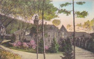Main Building Valeria Home Oscawana New York Albertype