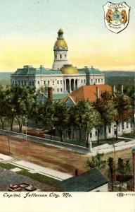MO - Jefferson City. State Capitol