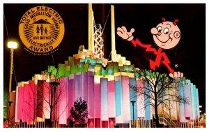 New York  Worlds Fair 1964 ,   Tower of Light