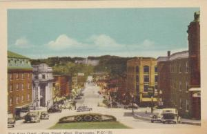 Rue King Ouest, King Street West, Sherbrooke, Quebec,Canada,20-40s