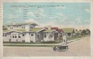 ST. PETERSBURG, Florida, 1900-10s; Arlington Terrace, a Bungalow Vista