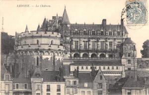 BF5375 amboise le chateau france     France