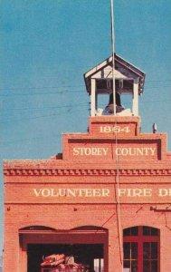 Storey County Fire Department  Virginia City Nevada