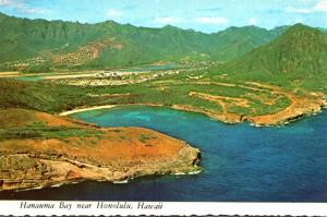 Hawaii Hanauma Bay Near Honolulu 1998