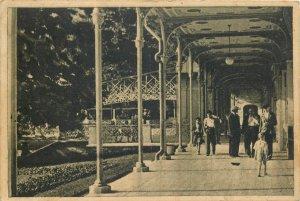 RPR Romania Postcard Baile Herculane