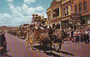 Arizona Prescott Annual Frontier Days Parade