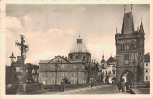 Czech republic Praha staroměstská mostecká věž 02.69
