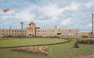 Administration Building, Municipal Airport, Edmonton, Alberta, Canada, 1940-1...