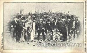 Lawn Bowling, Postcard Postcards
