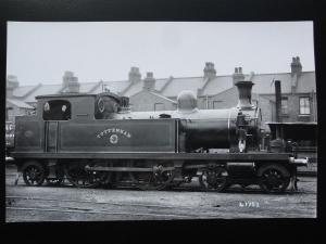 LTSR Steam Locomotive GREAT ILFORD No.43 London Tilsbury & Southend RP Photocard
