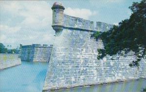 Florida Saint Augustine Castillo De San Marcos
