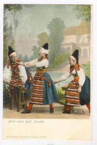 Blind mans Bluff, Sweden, girls, 00-10s