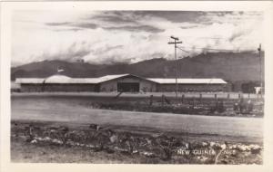 RP: NEW GUINEA , 1940s ; Bldgs