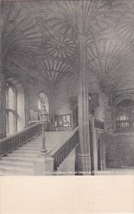 England Oxford Christ Church Staircase