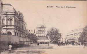 Algeria Alger Place de la Republique