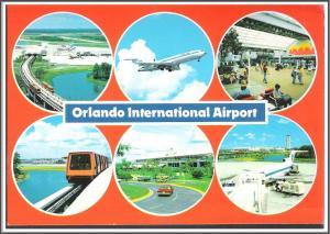 Florida Orlando International Airport  - [FL-155X]