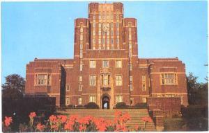 Library Building Fisk University Nashville Tennessee TN