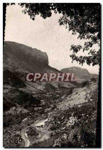 Modern Postcard The Beautiful French Alps Vercors Route Des Great Narrow Gorg...