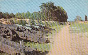Redoubts At Yorktown Battlefield National Military Park Yorktown Virginia