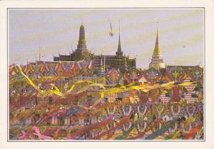Thailand Bangkok Wat Phra Keo