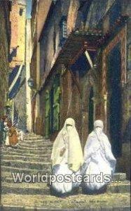 Las Casbah Rue Kleber Alger Algeria, Africa, Unused