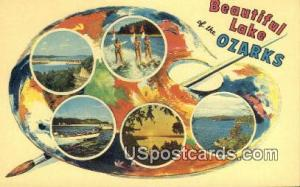Lake of the Ozarks, Missouri Postcard     ;     Lake of the Ozarks, MO Post C...