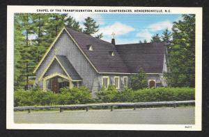 Transfiguration Chapel Kanuga Hendersonville North Carolina Unused c1930s