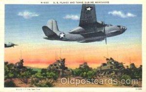 U.S. Army Air Force Airline, Airplane Unused