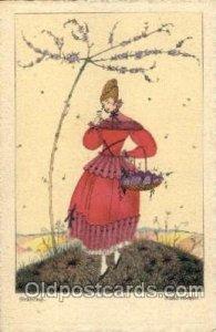 Wenau- Butten - Brabant series 1510, Mel Kehler Postcard Post Card Series 151...
