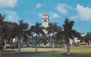 University of Puerto Rico Campus, Roosevelt Tower, RIO PIEDRAS, Puerto Rico, ...