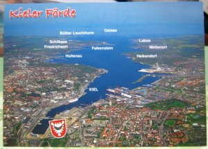 Germany Kieler Forde - unposted