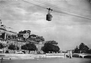 Grenoble - Tramway, real photo