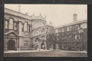 Hertford College,Oxford,England,UK Postcard