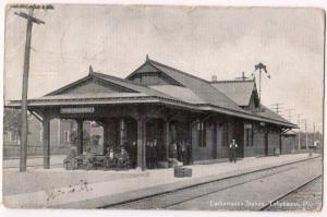 Lackawanna Station, Tobyhanna PA