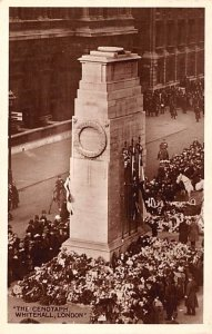 The Cenotaph Whitehall London United Kingdom, Great Britain, England Unused