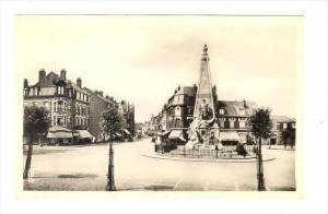 RP  Armentieres , France , 1910s   Monument Aux Morts
