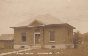 RP: JOHNSON , Vermont , 00-10s ; Public Library