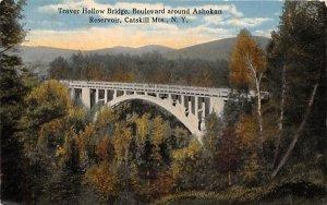 Traver Hollow Bridge Catskilll Mts Ashokan Reservoir, New York