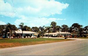 Florida Sarasota The Holiday Motel