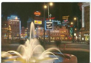 Netherlands, Amsterdam, Leideseplein, 1973 used Postcard