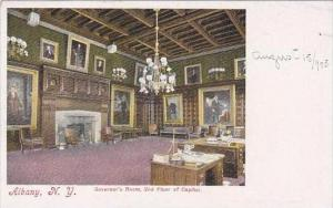 New York Albany Governors Room 2nd Floor Of Capitol