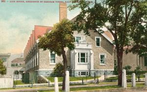 UT - Salt Lake City, Lion House- Residence of Brigham Young