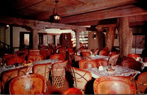 New Mexico Albuquerque Old Town Plaza La Hacienda Dining Rooms