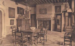 Interior View, Petite Salle a Manger (1re Vue), Bruges, Brugge, West Flanders...